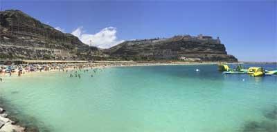 Strender sørkysten Gran Canaria