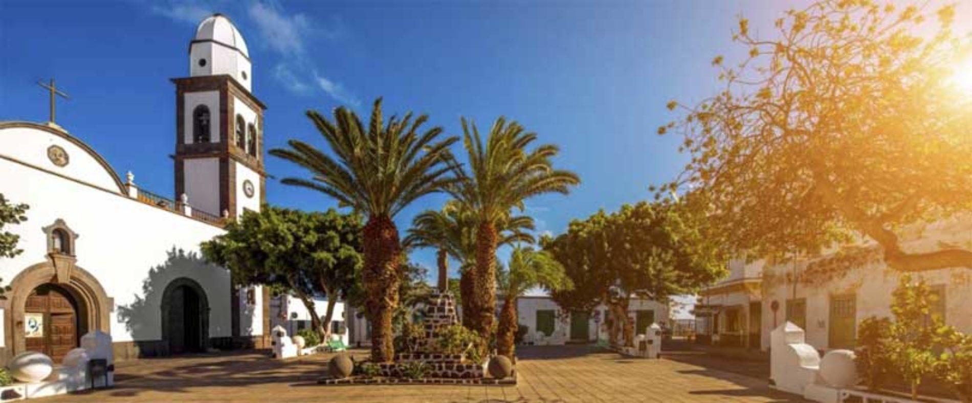 Arrecife – hovedstaden