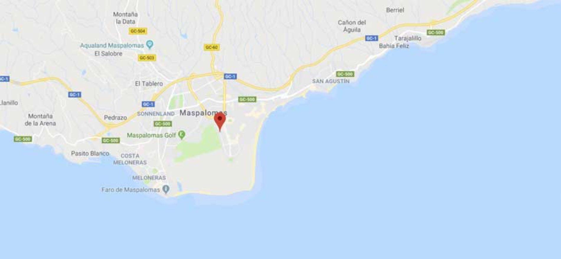 Fotgjenger (55) kjørt ned i Playa del Inglés