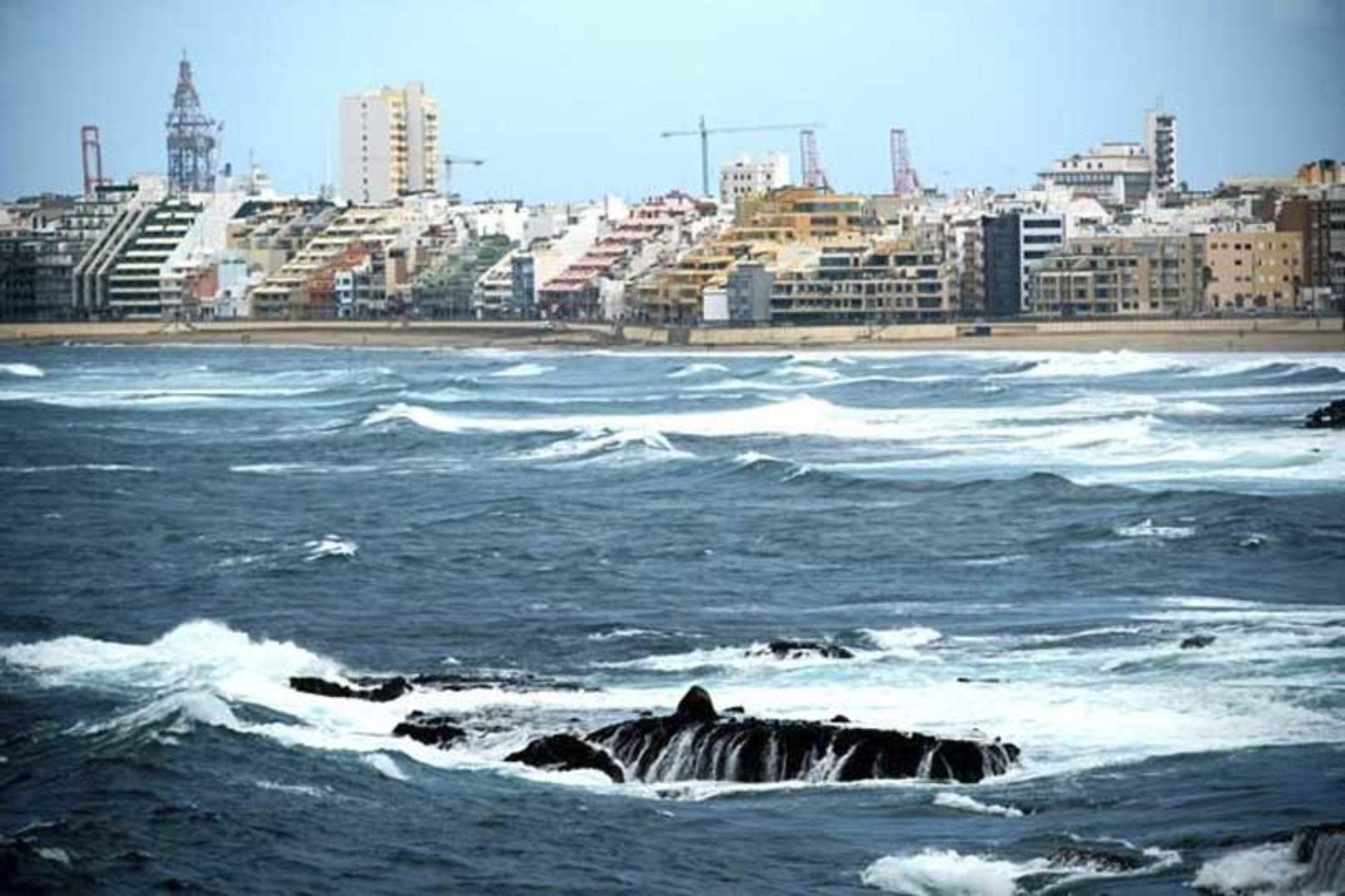 Oransje varsel: Gran Canaria forbereder seg på onsdagens uvær!