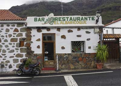 Bar Restaurante El Albaricoque