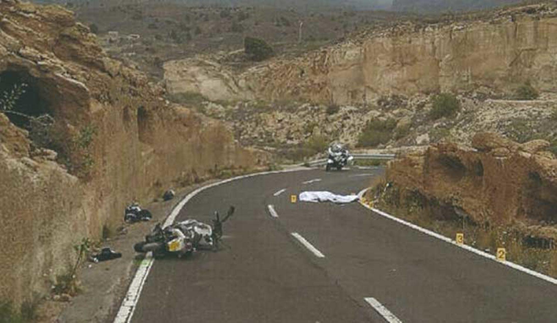 En helg i ulykkenes tegn på Tenerife