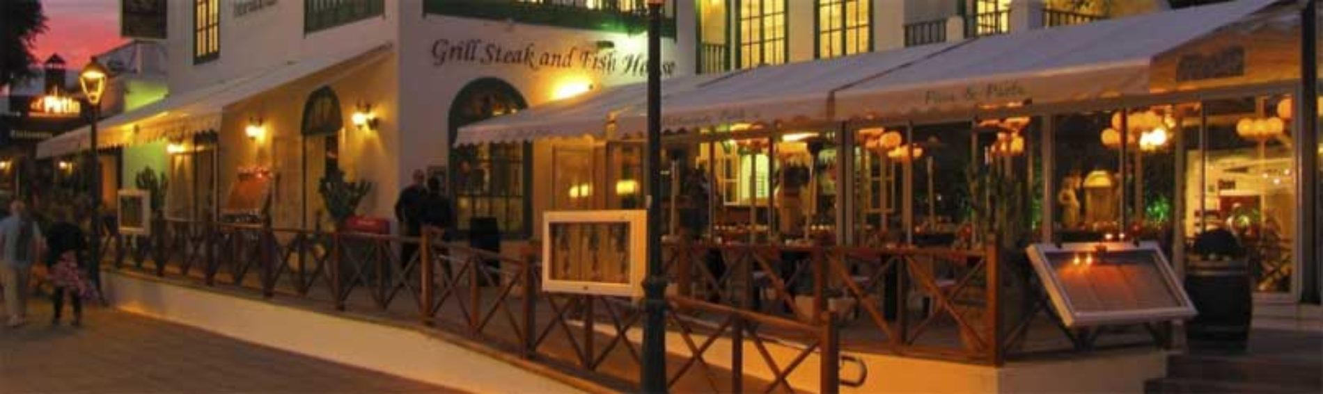 Beste restauranter på Lanzarote