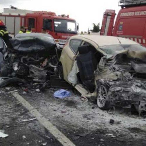 Kvinne (60) døde i trafikkulykke på Tenerife