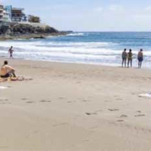 16 strender utmerket med 'Blått flagg' på Gran Canaria!