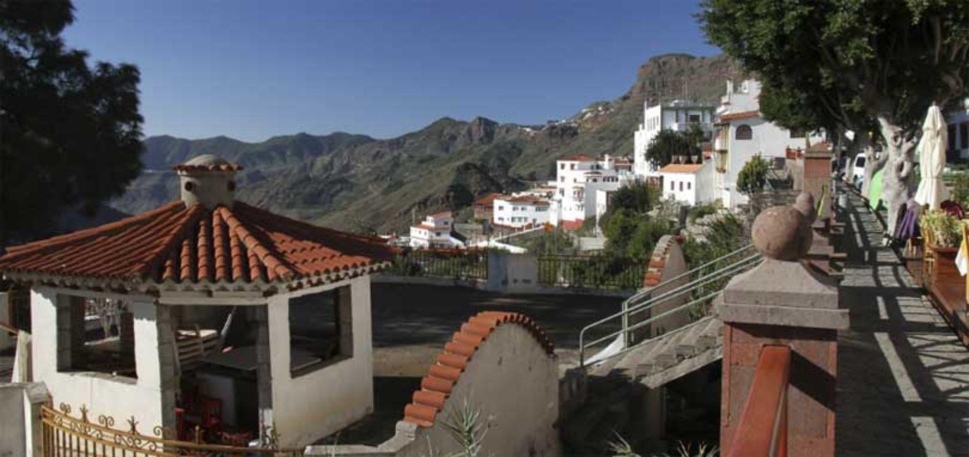 Byer og landsbyer på Gran Canaria
