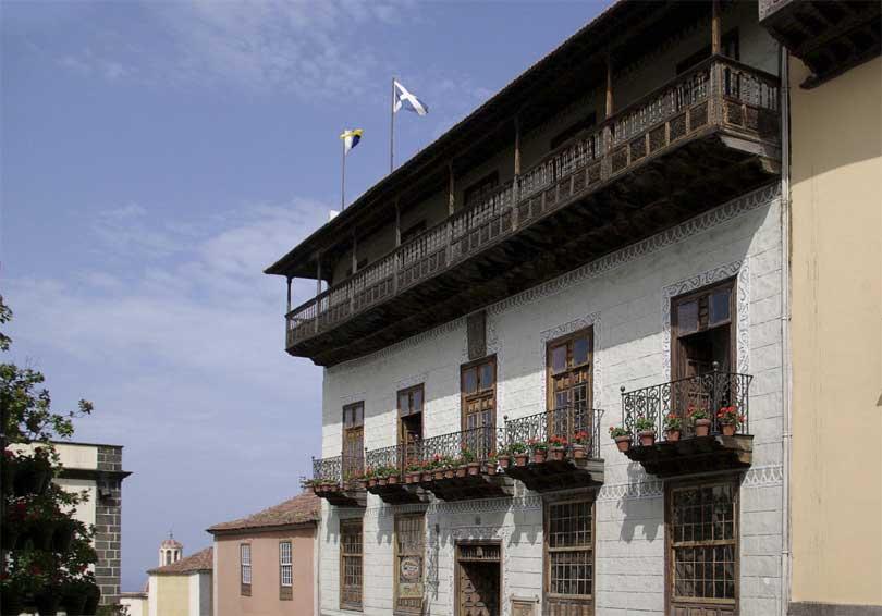 Casa de Las Balcones La Orotava