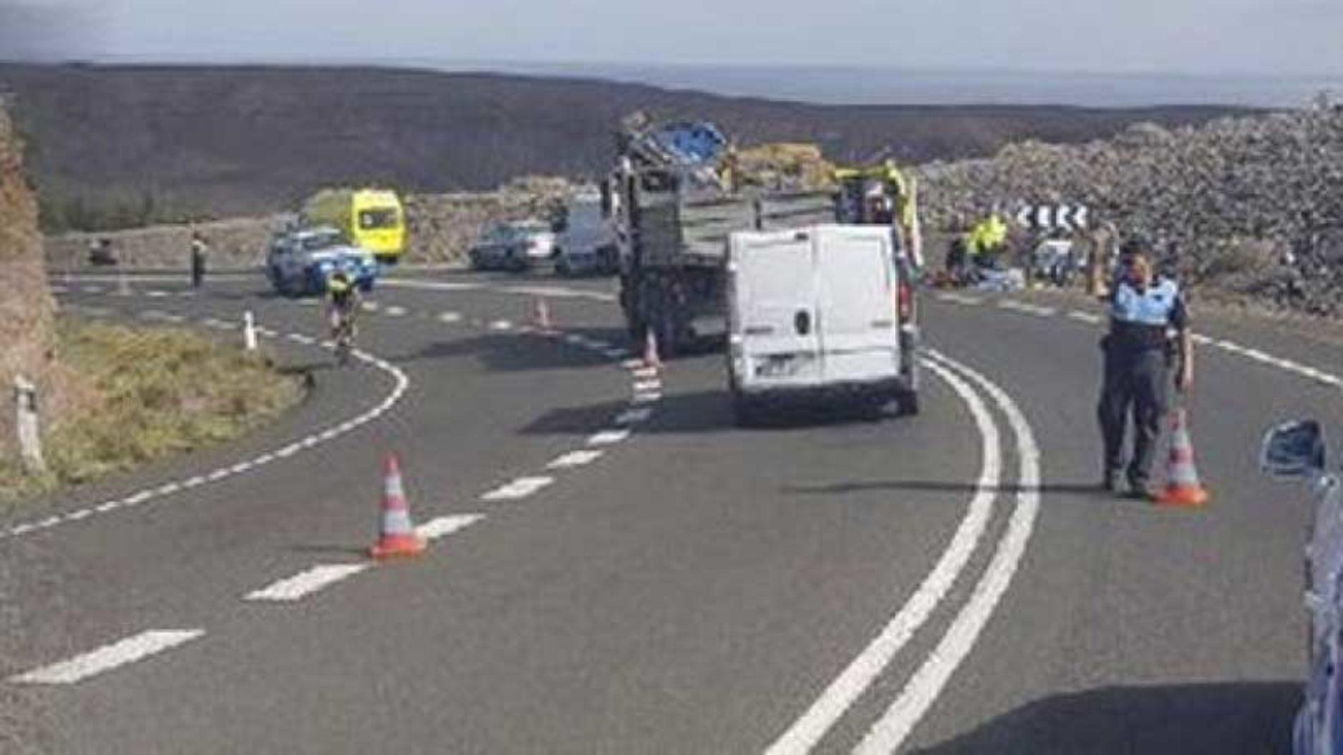 Dansk kvinne omkom i motorsykkel-ulykke på Fuerteventura