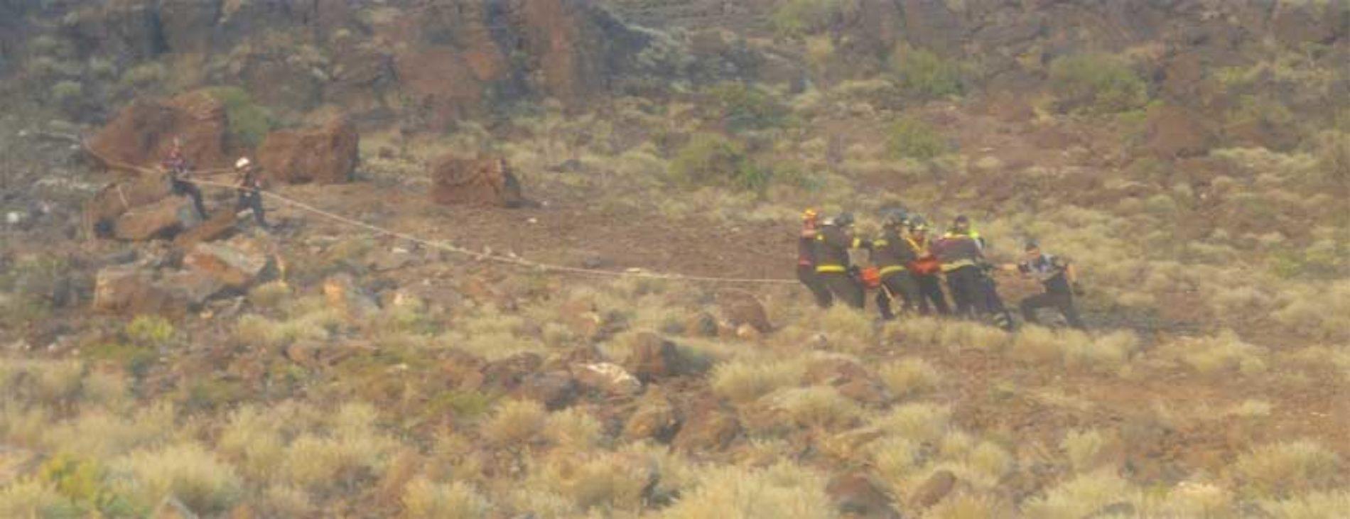 Kvinne (51) alvorlig skadd i fallulykke ved El Confital