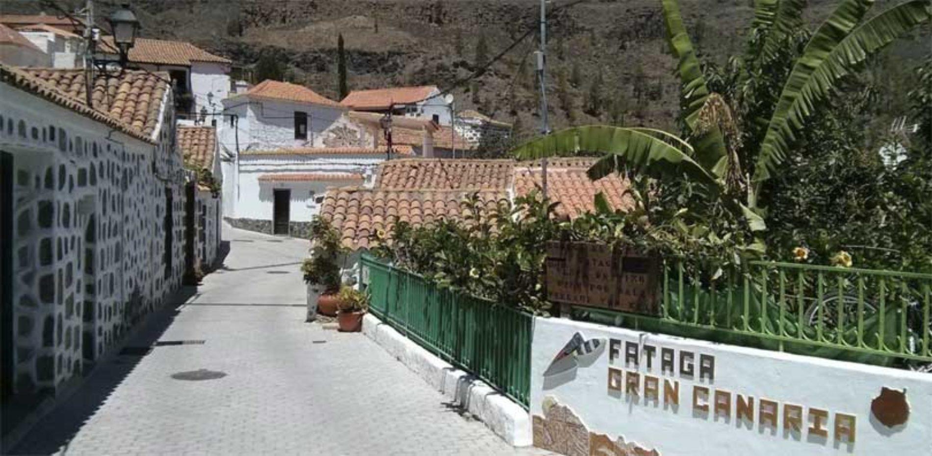 Fataga – den peneste fjellandsbyen sør på Gran Canaria