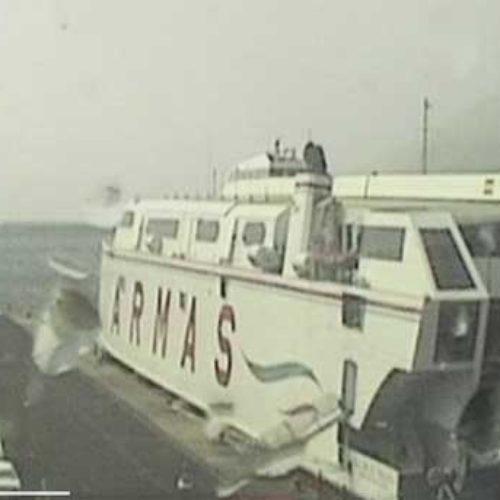 Store transportproblemer for Kanariøyene i går