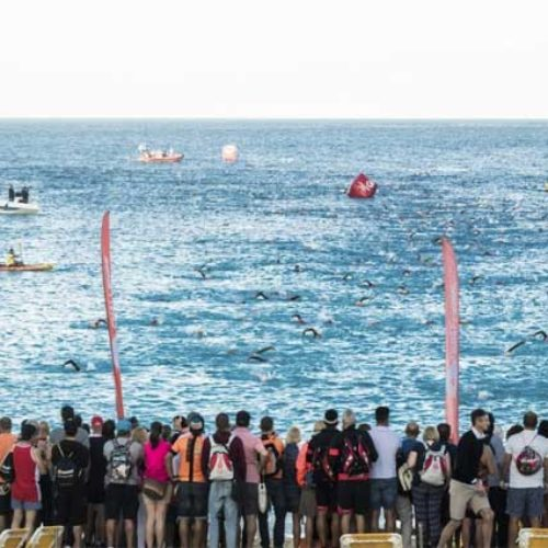 478 deltakere på Gloria Challenge Mogán Gran Canaria triathlon 2018