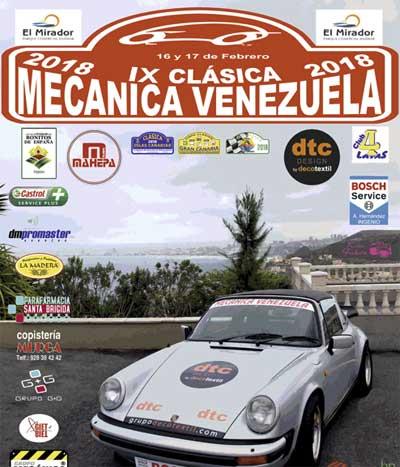 IX Classica Mecanica Venezuele