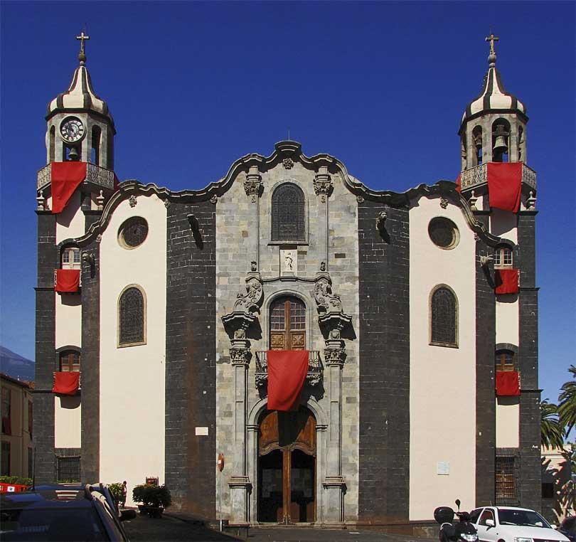 Iglesia de la Concepcion La Orotava