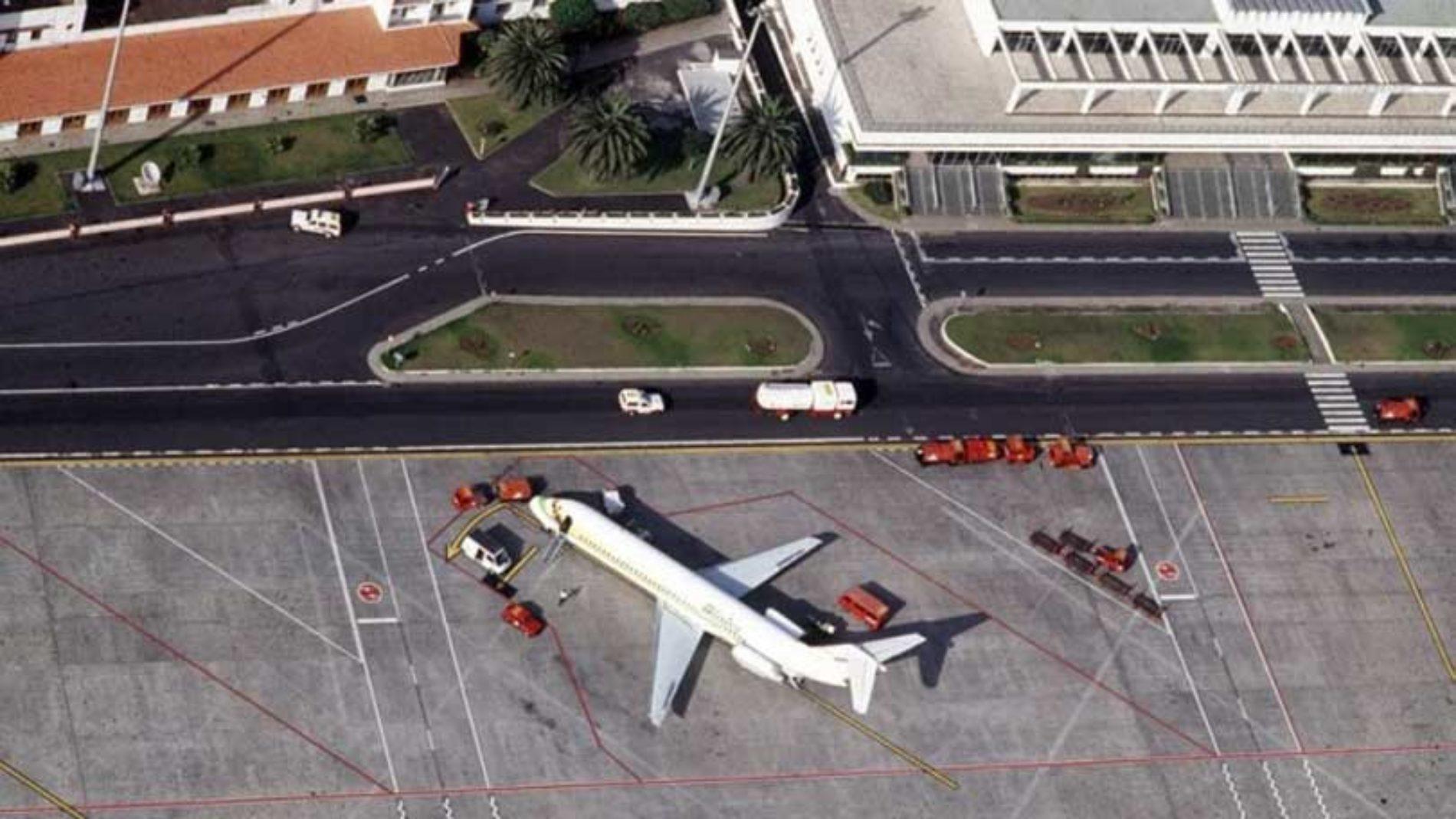 Fly fra Oslo til La Palma omdirigert på grunn av vind