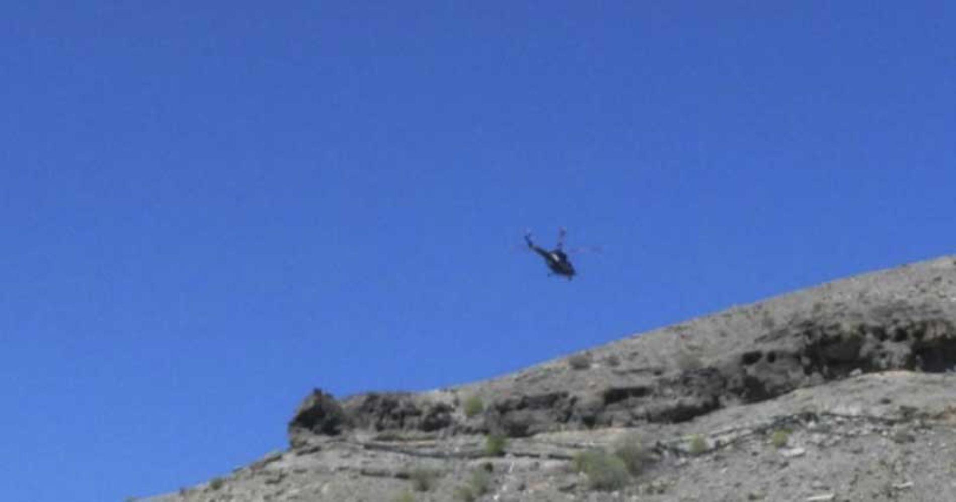 Norsk kvinne (52) berget med helikopter på Gran Canaria