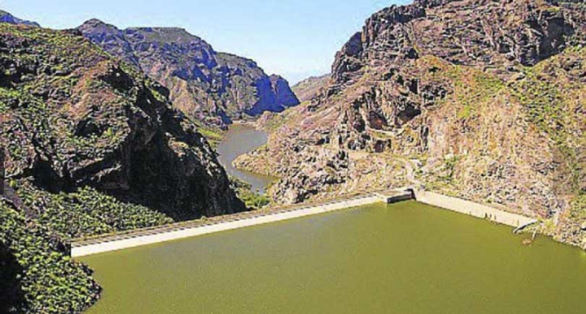 Vannreservene nå oppe i 25,8 millioner kubikkmeter på Gran Canaria