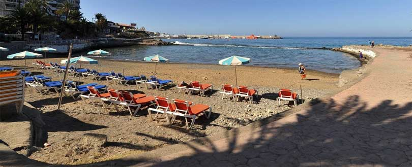 La Lajilla strand Mogán