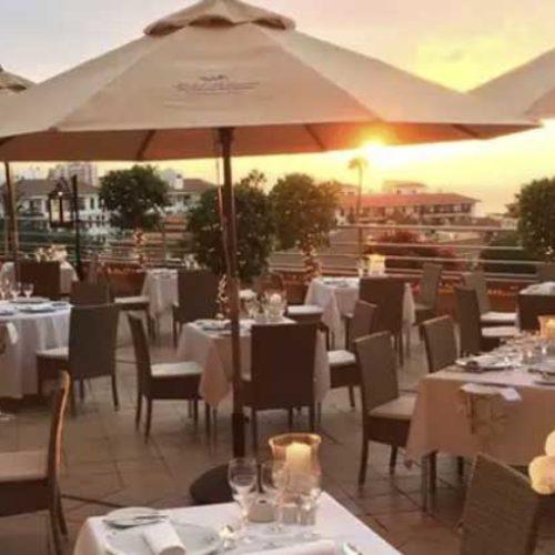 Il Pappagallo åpner for sommeren på Tenerife
