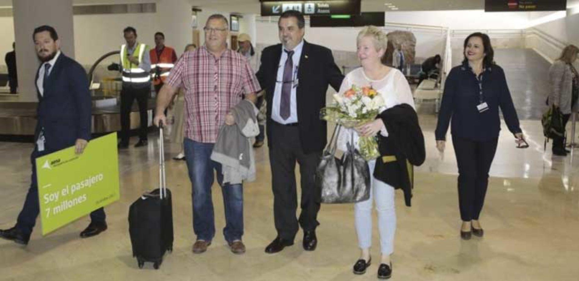 Lanzarote mer og mer avhengig av britisk turisme