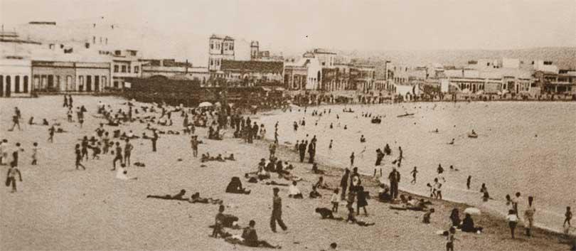 Las Canteras 1925