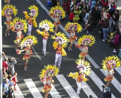 Las Palmas karneval 2018