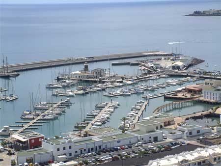 Marina Rubicon Lanzarote