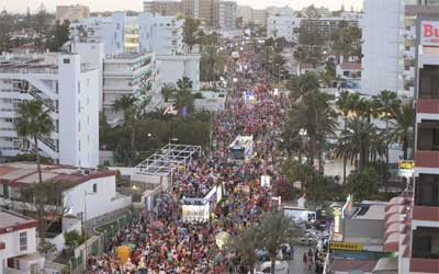 Maspalomas Parade Karneval