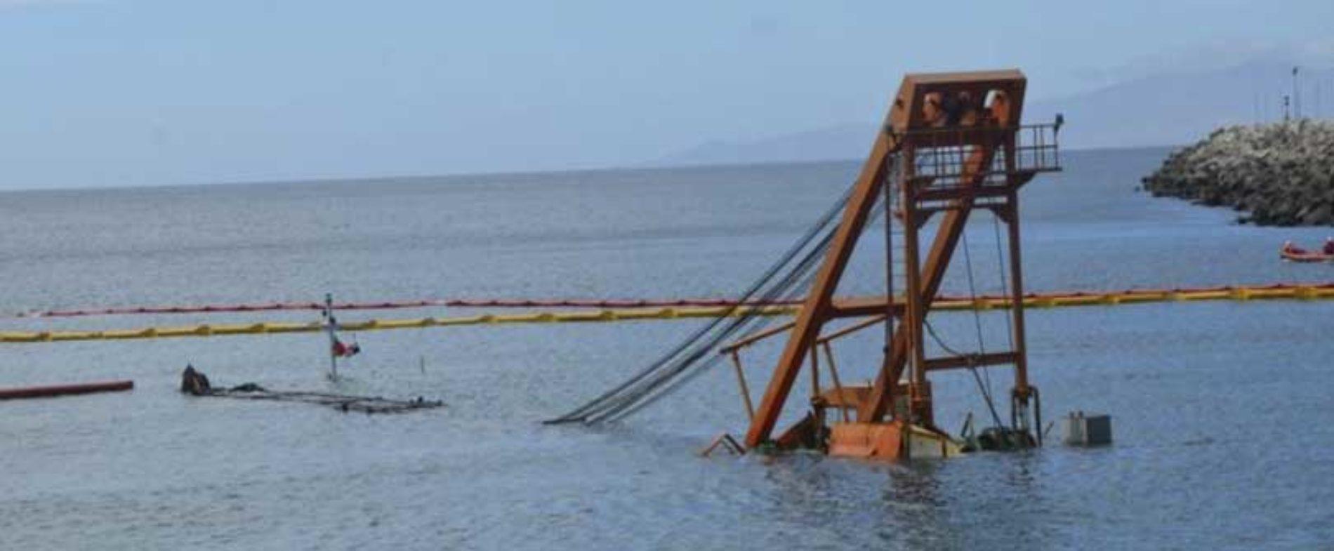Oljesøl i Fuerteventura renses opp med mikroorganismer
