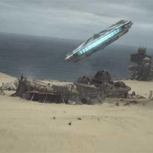 Millenium Falcon flyr over Jandia på Fuerteventura i ny trailer