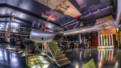 Museo Elder de la Ciencia y la Tecnología gran canaria