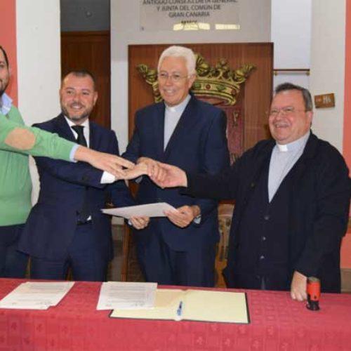 Museo de Arte Sacro de Gáldar åpner igjen etter 14 år