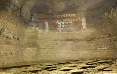 Museo y Parque Arqueológico Cueva Pintada gran canaria