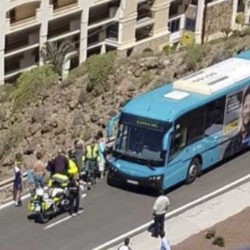 Norsk mann (60) omkom mens han syklet på Gran Canaria