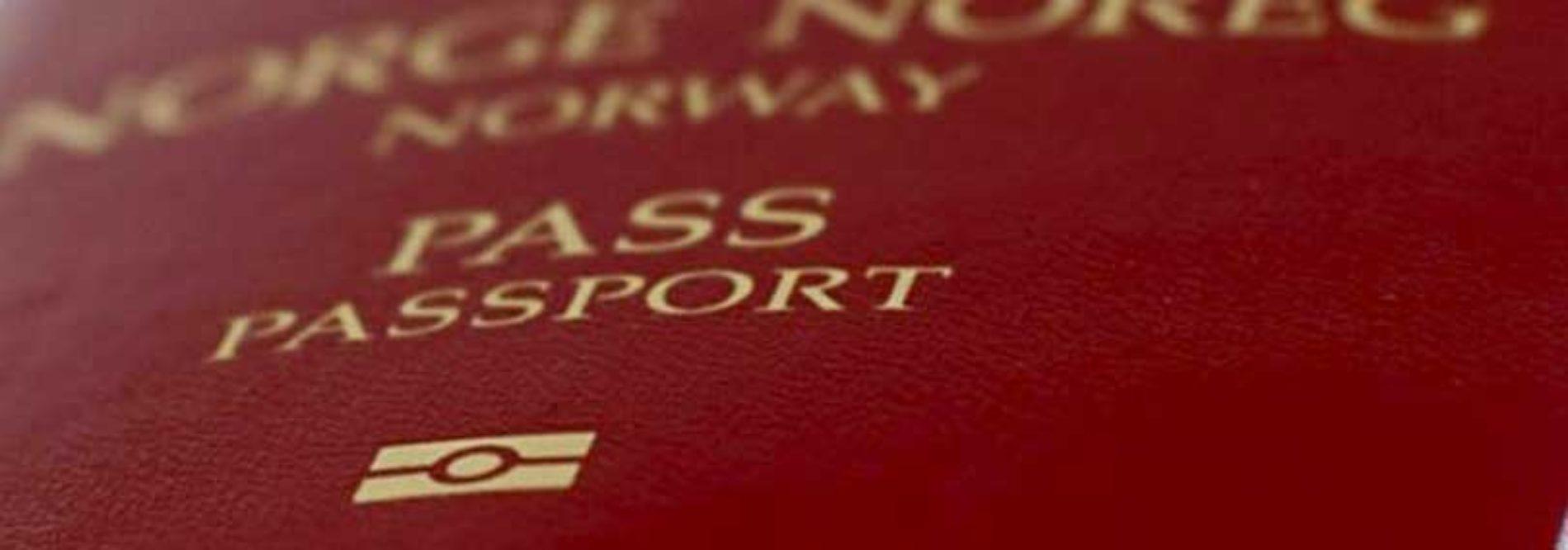 Fornyelse av pass på Gran Canaria