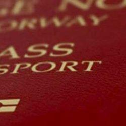Fornye pass på Tenerife den 5. oktober 2018