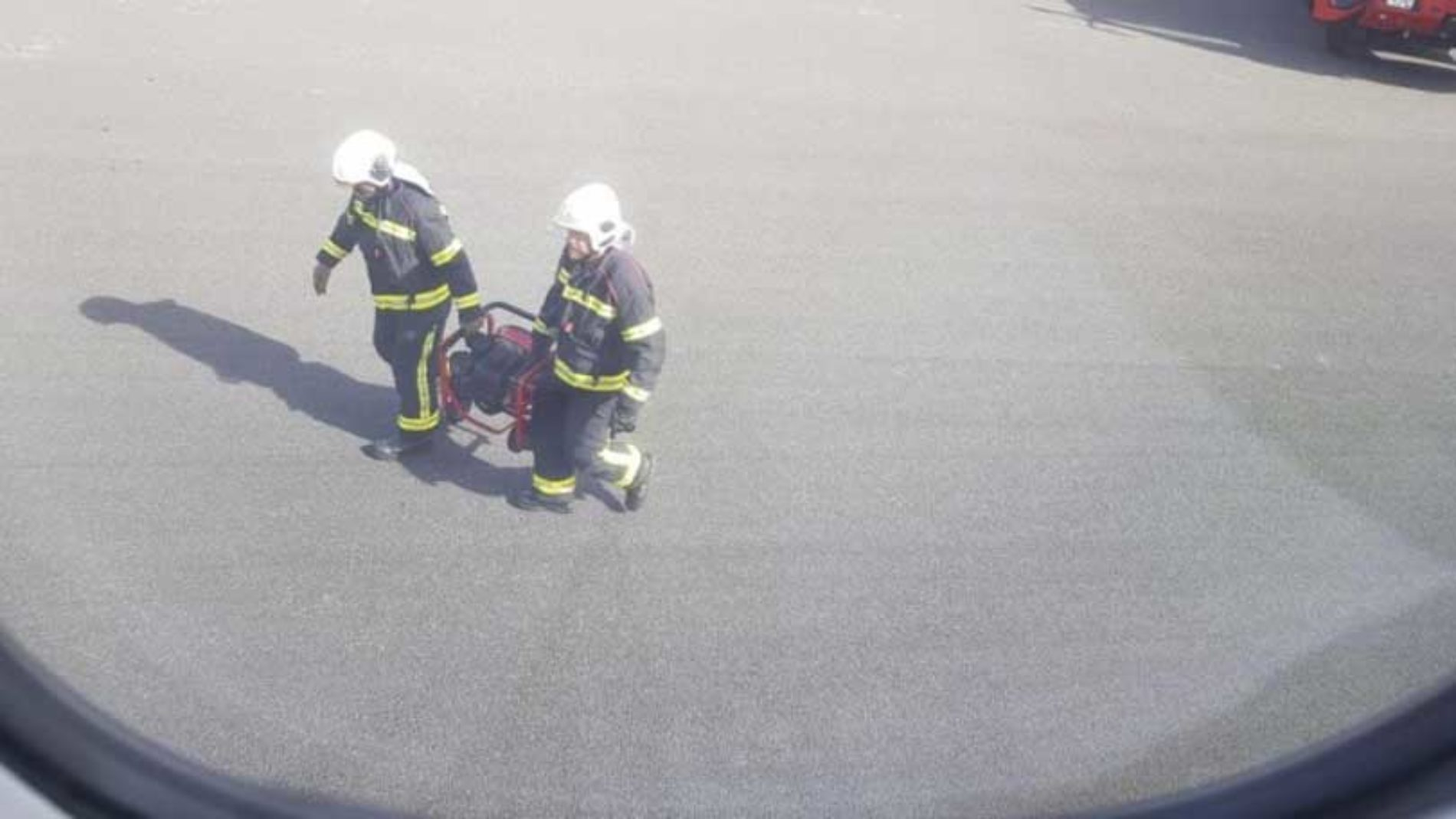 Norwegian-fly fra Gran Canaria til Madrid fikk problemer