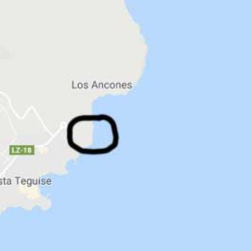 Vil ikke ha ny strand og hotell i Costa Teguise, Lanzarote
