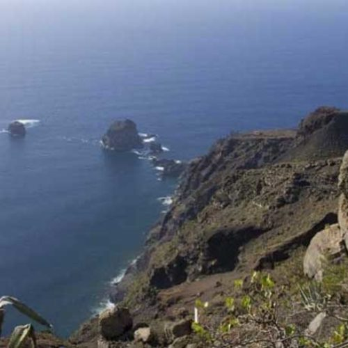 Fransk paraglider alvorlig skadd på El Hierro