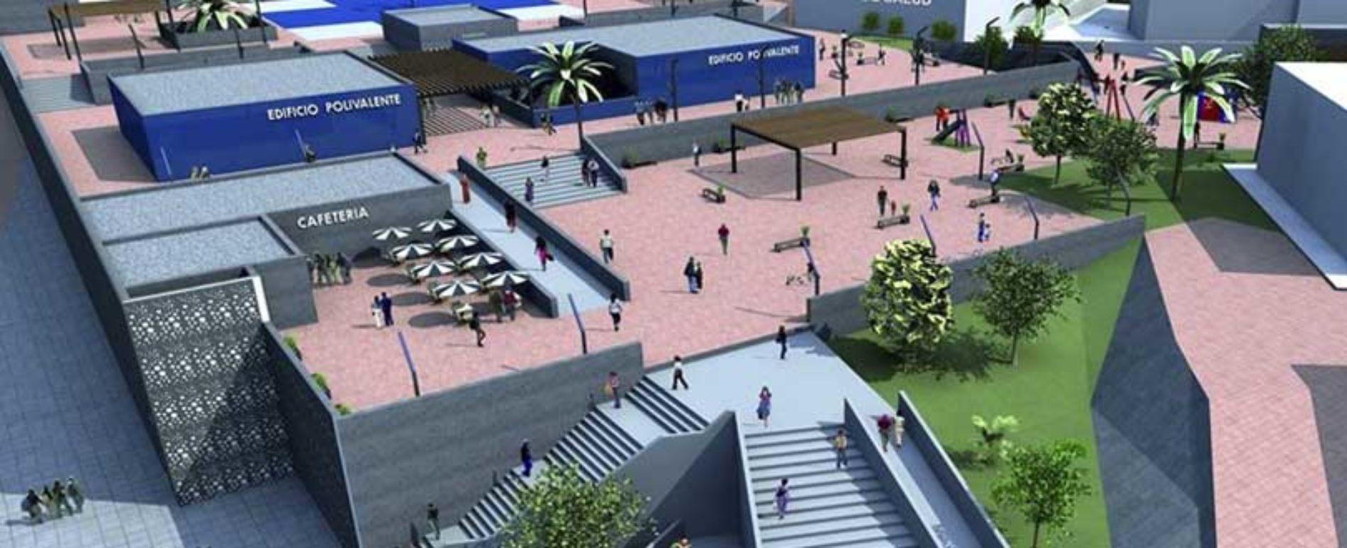 Stort parkeringsprosjekt i Arguineguín beveger seg fremover!
