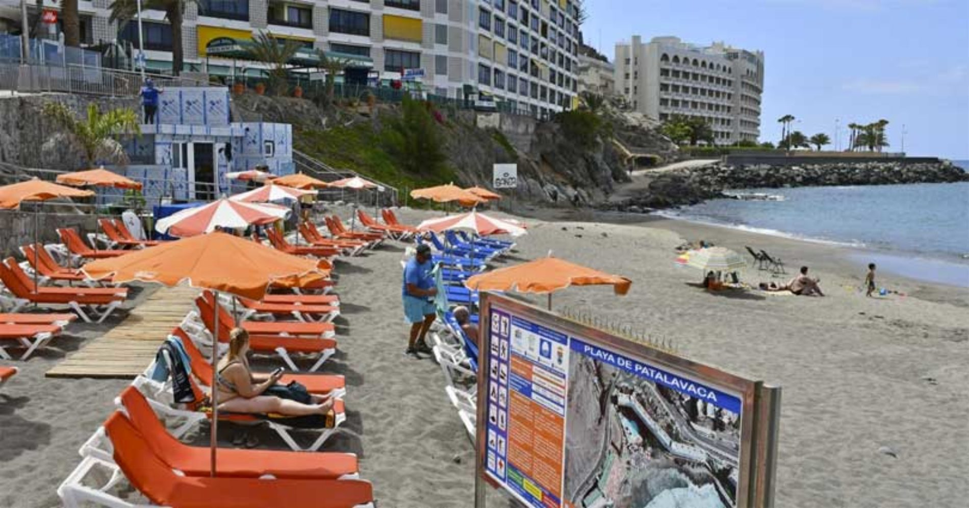 Patalavaca-stranda oppgraderes