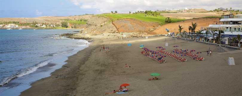 Playa de Meloneras strand
