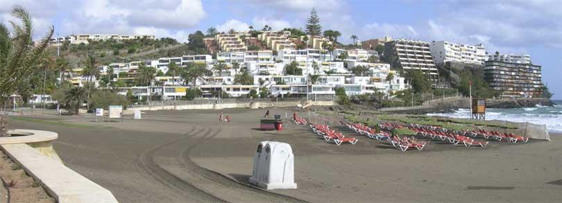 Playa de San Agustin strand Gran Canaria