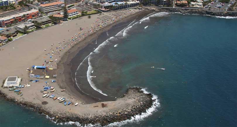 Playa de las Burras strand