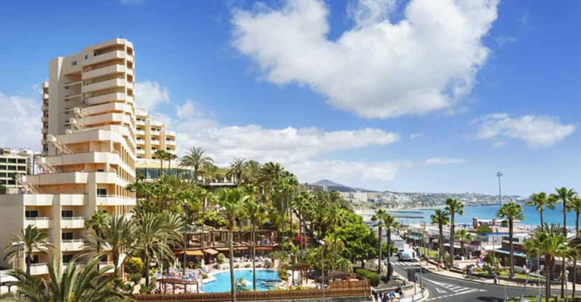 Finn de beste hotell i Playa del Inglés!