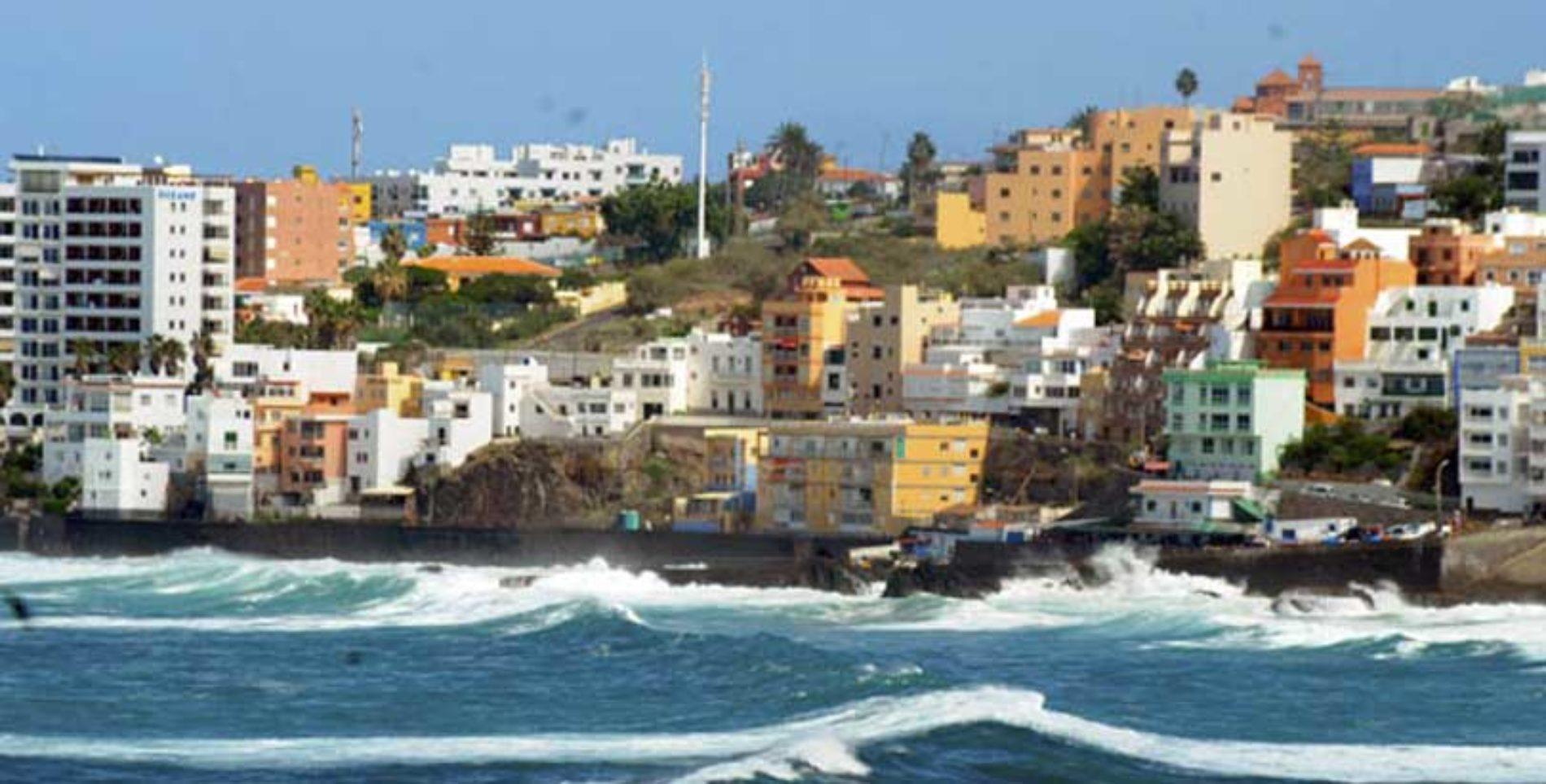 Punta del Hidalgo – surfeparadis og fantastisk landskap!