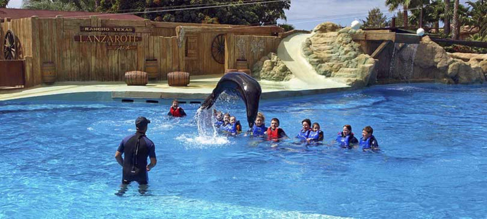 Rancho Texas Lanzarote Park – dyrehage og vannpark!