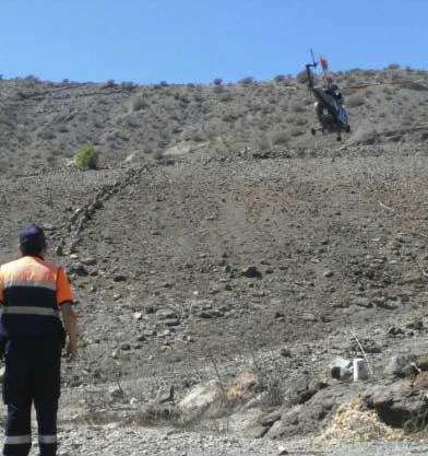 Redningsaksjon Gran Canaria