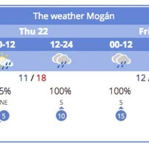 Regnet når endelig sør – og det kan bli mye!