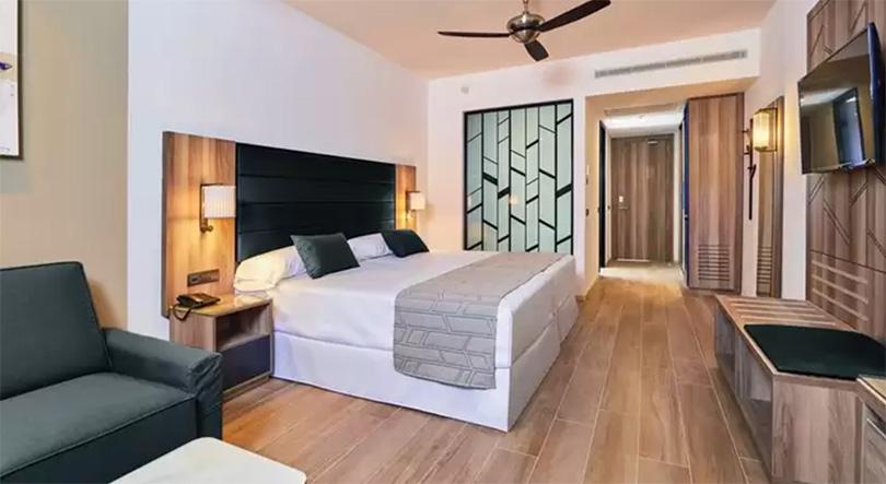 Riu Palace Oasis hotellrom